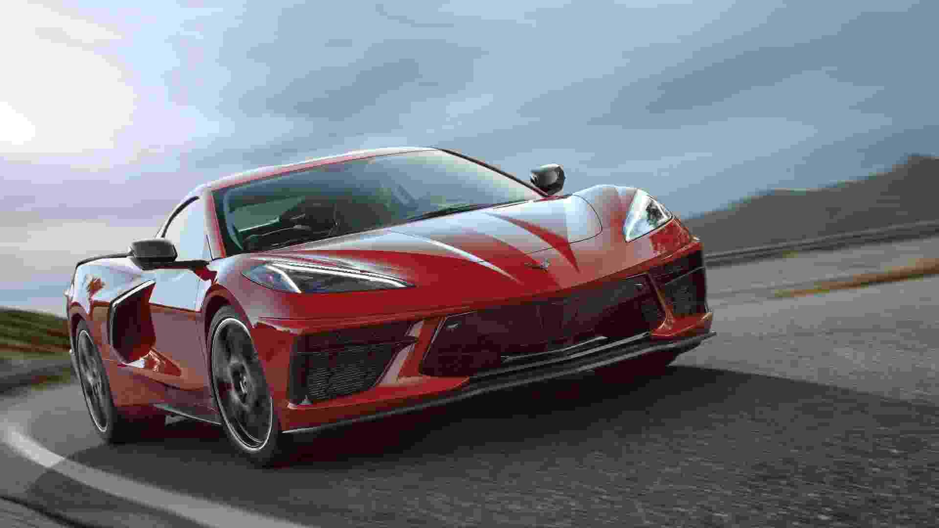 Chevrolet Corvette C8 - Divulgação