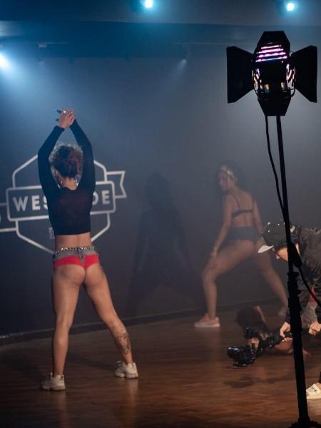 O twerk é um tipo de dança que envolve principalmente movimentos dos quadris e agachamentos - Reprodução/Instagram