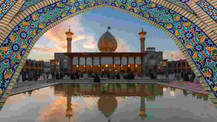 Cidade de Shiraz: o Irã é um país bonito, acolhedor e surpreendente - Ozbalci/Getty Images