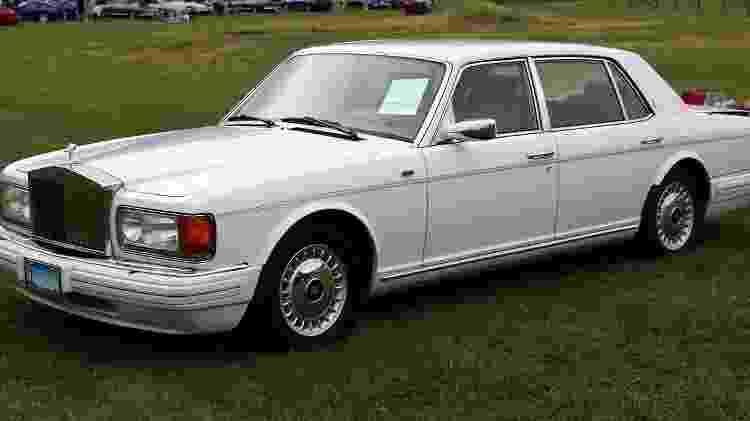 Rolls-Royce Silver Spur - Reprodução - Reprodução