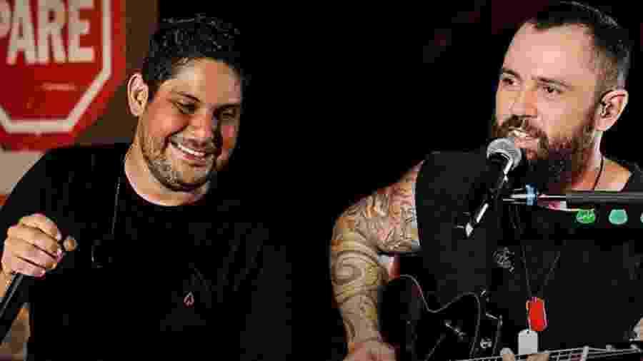 Live de Jorge e Mateus foi um dos recordes de audiência - Reprodução