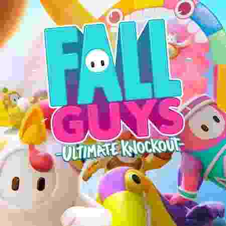 Fall Guys Cover Art - Reprodução/Twitch - Reprodução/Twitch