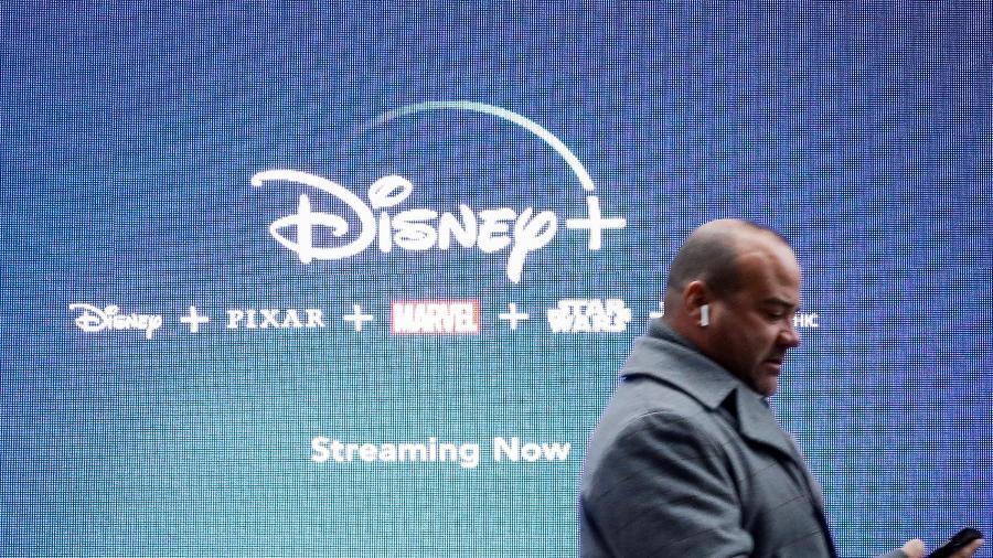 Disney+ é o serviço de streaming do grupo - BRENDAN MCDERMID/REUTERS