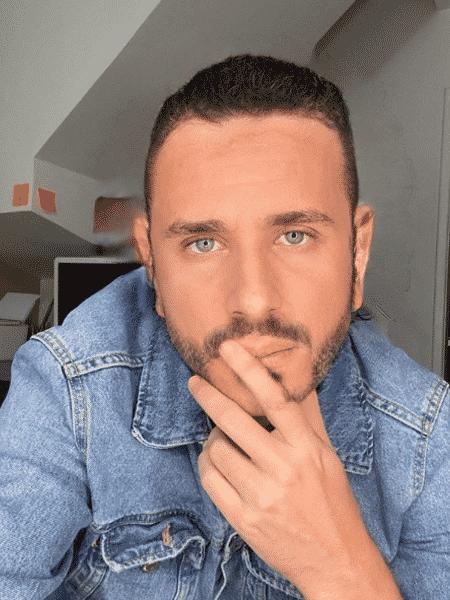 """Rafael Portugal mostrou nova """"transformação"""" no visual semanas depois de viralizar com cabelos alisados - Reprodução/Instagram/@rafaelportugaloficial"""