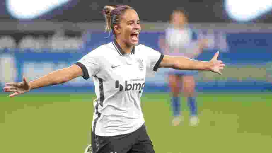 Gabi Nunes jogadora atacante do Corinthians Feminino - Corinthians Futebol Feminino/Flickr