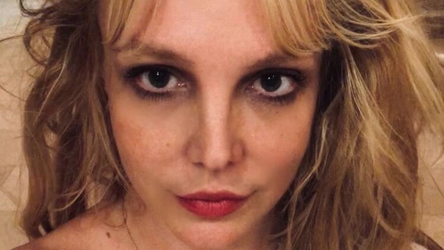 Britney Spears fez comentários no Twitter - Reprodução/Instagram @britneyspears
