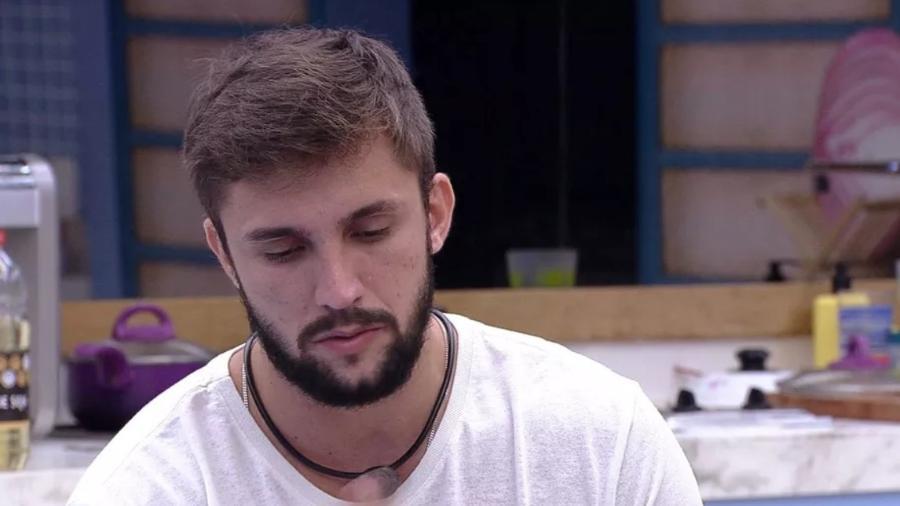 BBB 21: Arthur diz que não tem coragem de votar em Viih Tube ou Pocah - Reprodução/ Globoplay