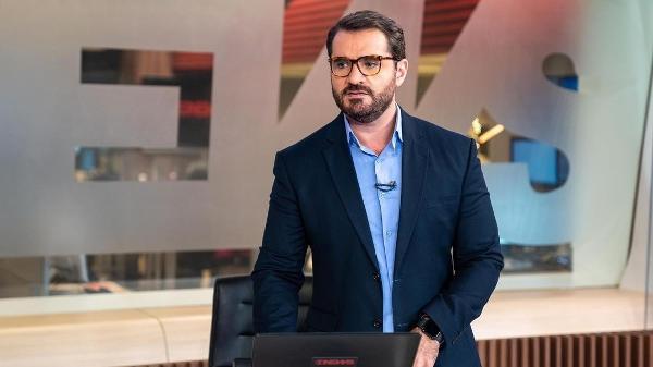 """Marcelo Cosme, apresentador do """"GloboNews em Pauta"""""""