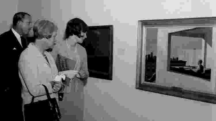 edward - Autor desconhecido/Fundação Bienal de São Paulo/Arquivo Histórico Wanda Svevo - Autor desconhecido/Fundação Bienal de São Paulo/Arquivo Histórico Wanda Svevo