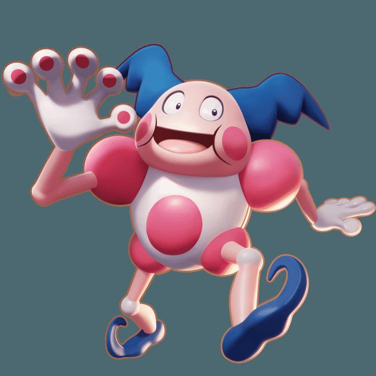 Mr Mime - Divulgação/Nintendo - Divulgação/Nintendo