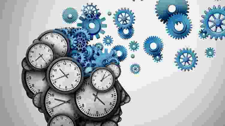 Nossa percepção do tempo é subjetiva e mudou muito na pandemia, aponta Buonomano - iStock - iStock