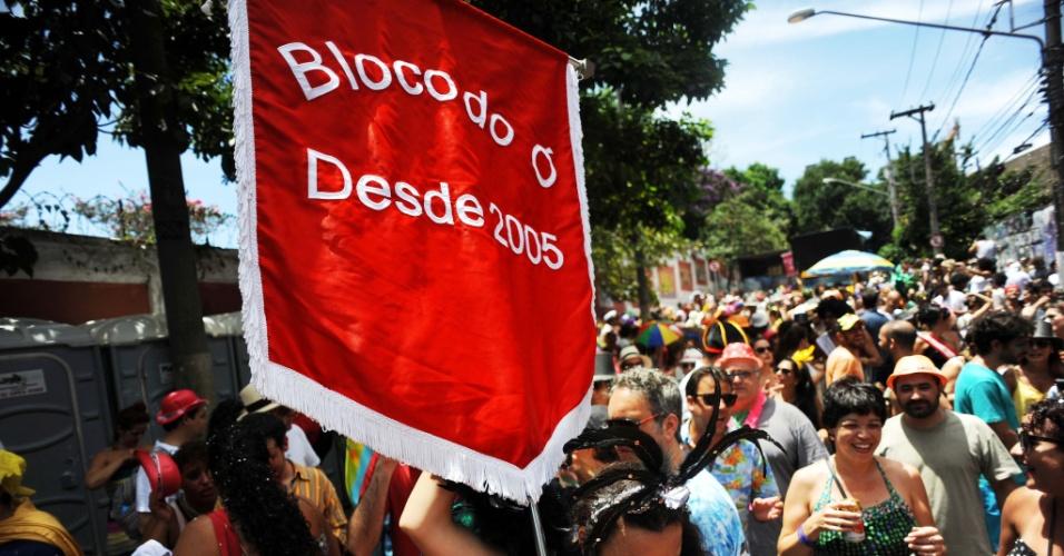 O bloco desfila pelas ruas desde 2005