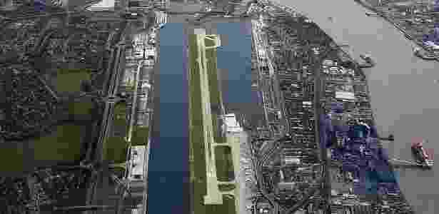 Aeroporto London City, em Londres - Ercan Karaka?/Creative Commons - Ercan Karaka?/Creative Commons