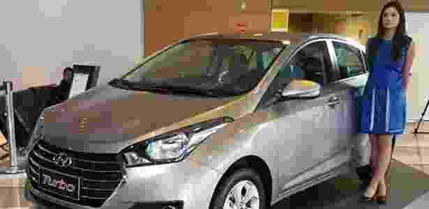 Hyundai HB20 1.0 Turbo: modelo ganha motor mais eficiente para melhorar consumo - Leonardo Felix/UOL