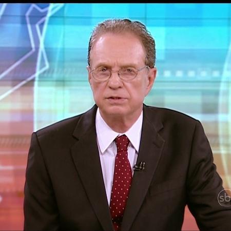 Hermano Henning deve ser âncora de jornal da Rede Brasil - Divulgação