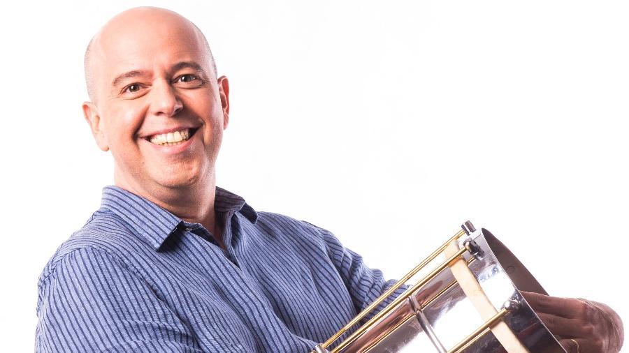 """O apresentador e narrador esportivo Alex Escobar é um dos participantes da competição musical """"PopStar"""" - Mauricio Fidalgo/Globo"""