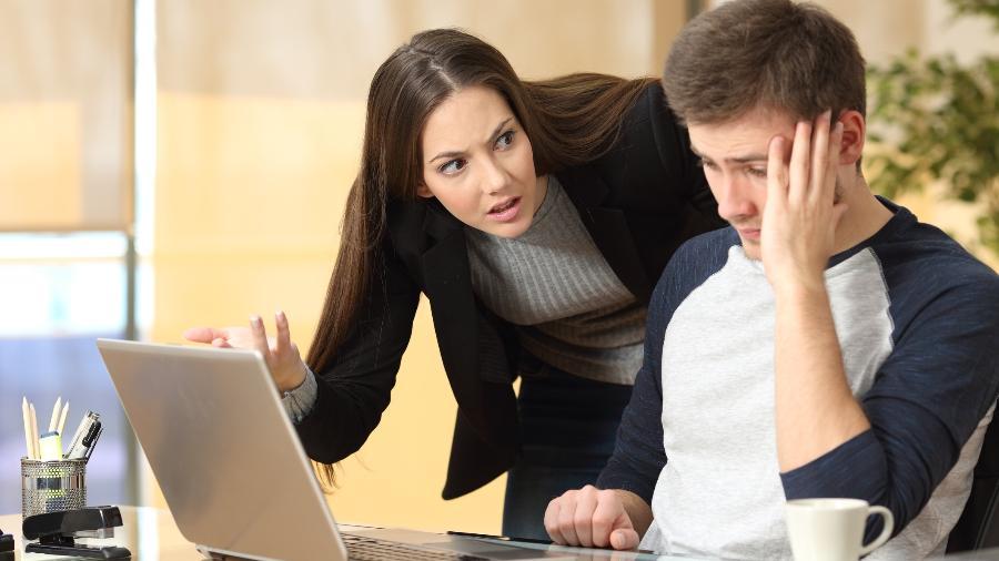 Você tem um colega de trabalho folgado? - Getty Images