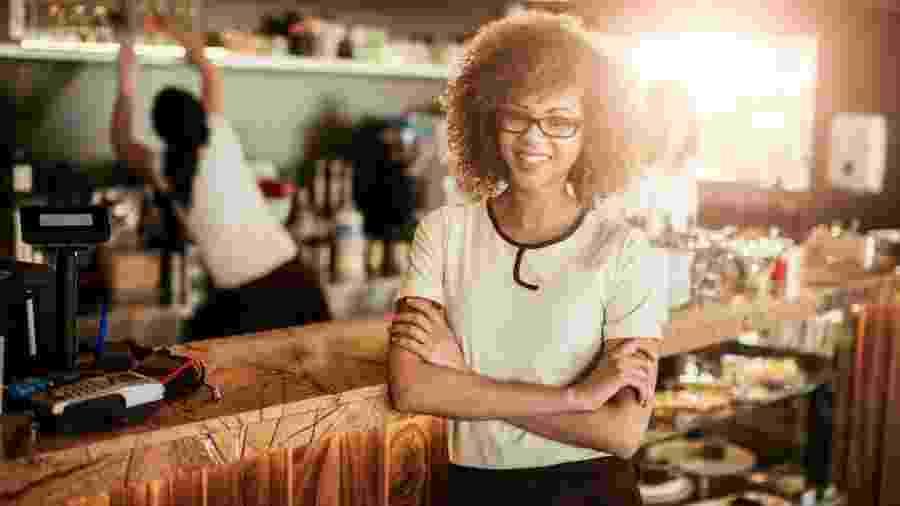 As mulheres estão à frente na criação de novos negócios - Getty Images