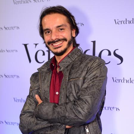 O ator João Cunha  - Globo / Zé Paulo Cardeal
