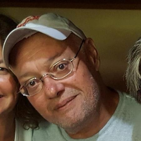 Dublador José Luiz Barbeito, em foto de janeiro de 2018 - Arquivo Pessoal