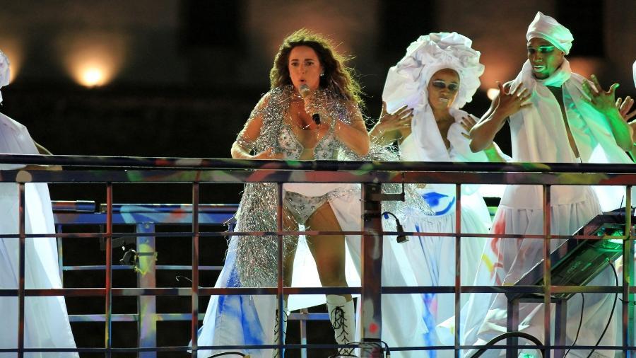 Resultado de imagem para Daniela, Brown e Ivete Sangalo fizeram campanha contra trabalho infantil no Carnaval