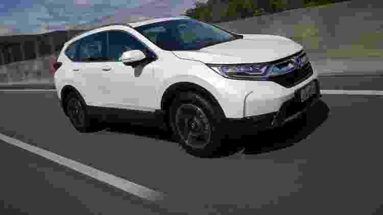Honda CR-V 2019 - Murilo Góes/UOL - Murilo Góes/UOL