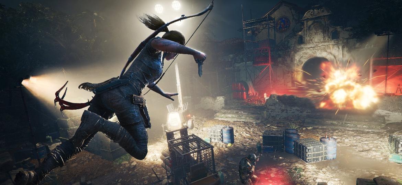 Shadow of the Tomb Raider - Divulgação/Square Enix