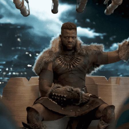 Winston Duke será Kimbo Slice no cinema - Divulgação - Divulgação
