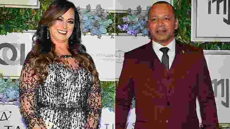 Nadine Gonçalves e Neymar dos Santos, pais de Neymar - Montagem/UOL/Brazil News - Montagem/UOL/Brazil News