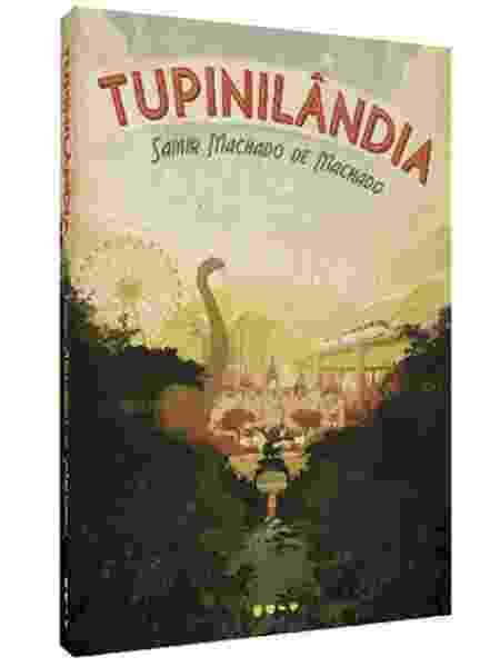 """Capa do livro """"Tupinilândia"""", do escritor Samir Machado de Machado - Kakofonia/Divulgação - Kakofonia/Divulgação"""