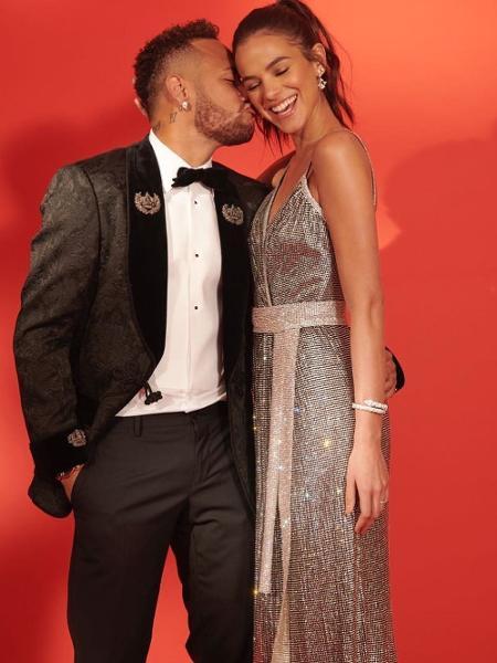 Neymar parabeniza Bruna Marquezine pelos 23 anos - Reprodução/Instagram/neymarjr