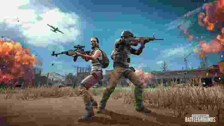 PlayerUnknown's Battlegrounds - Divulgação - Divulgação