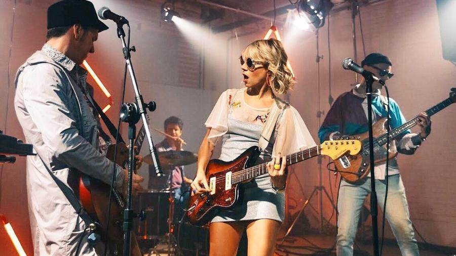 Banda Leela prepara novo álbum para 2019 - Divulgação