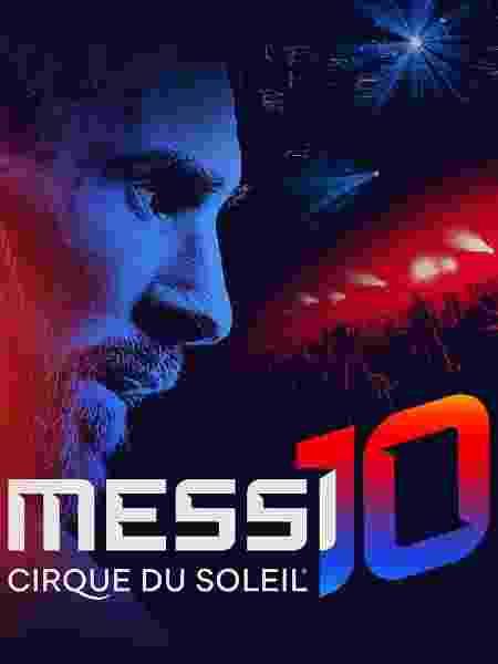"""Imagem de divulgação de """"Messi10"""" - Divulgação - Divulgação"""