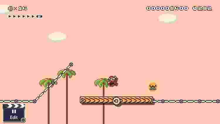 Super Mario Maker 2 - Sol - Divulgação - Divulgação