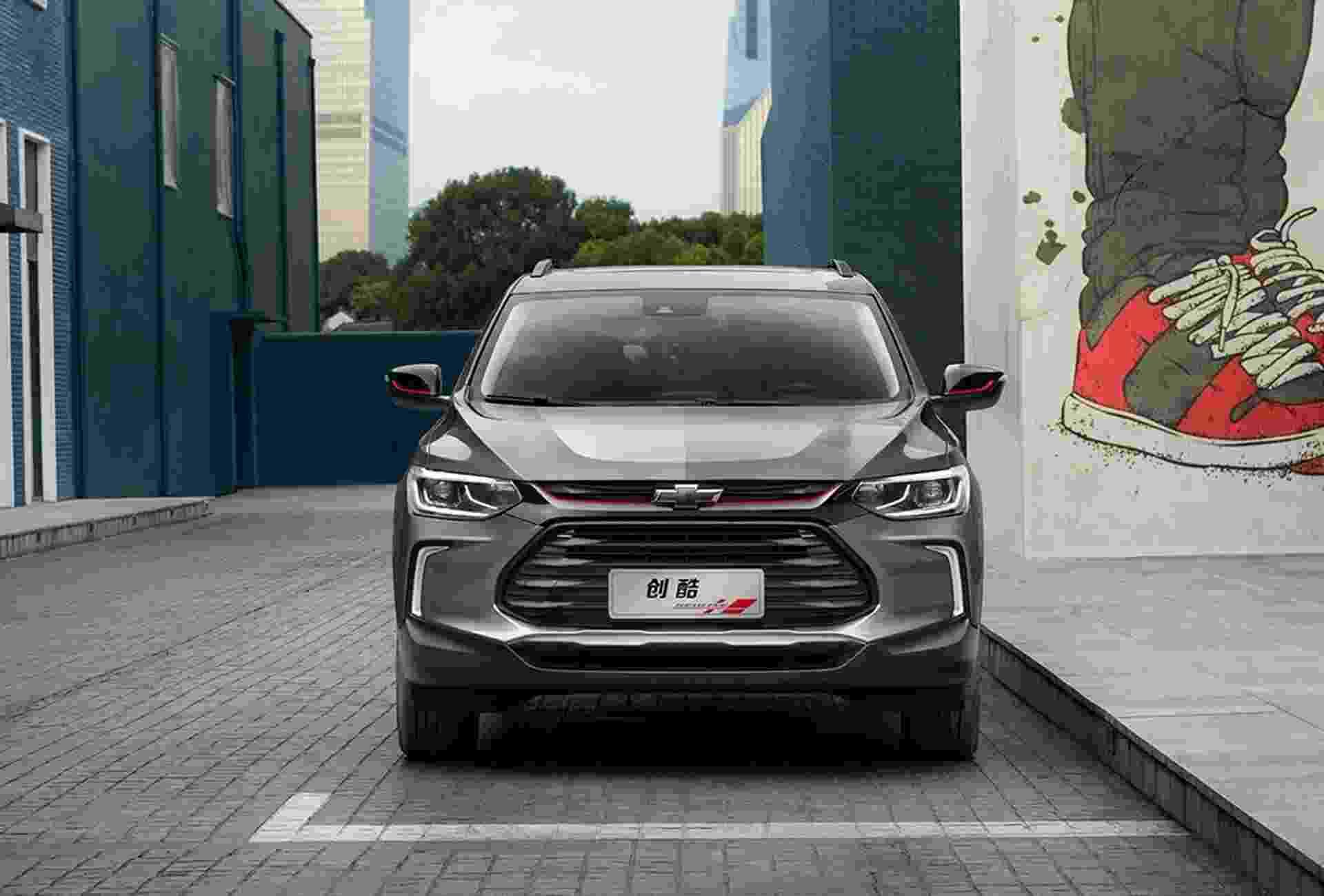 Chevrolet Tracker 2020 China - Divulgação
