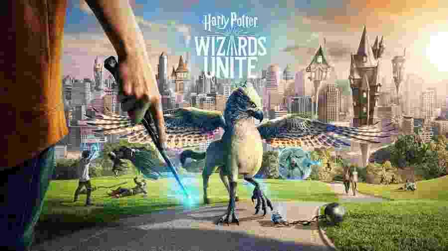 """Muitas das lições de """"Pokémon GO"""" valem para """"Harry Potter Wizards Unite""""  - Divulgação"""