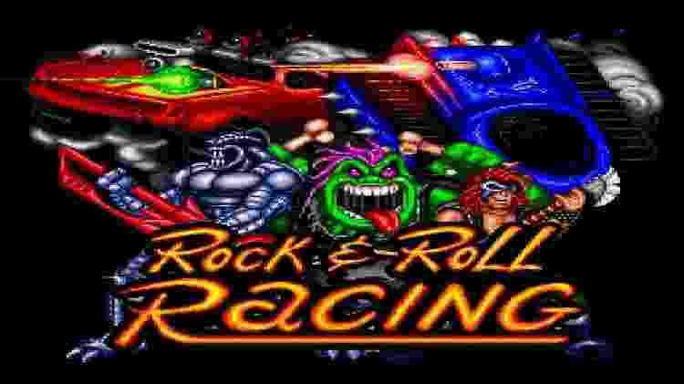 Rock n' Roll Racing - Reprodução - Reprodução