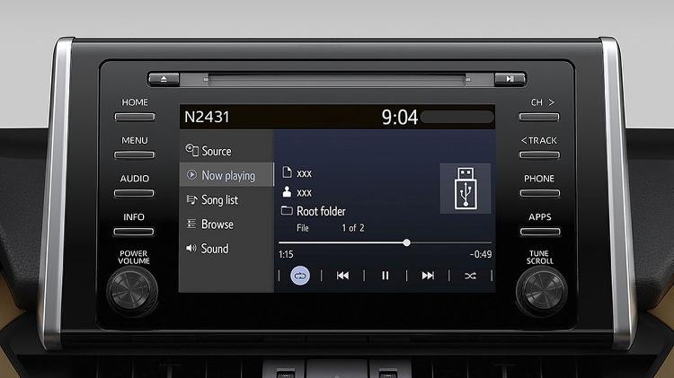 Toyota RAV4 -  -