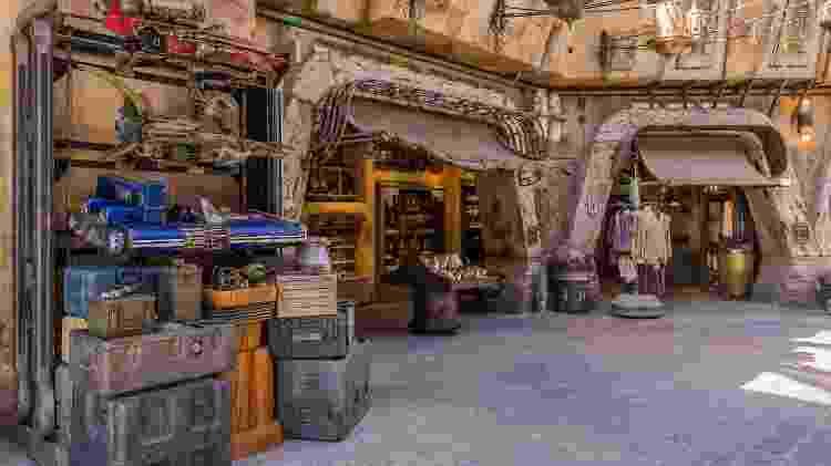 Galaxy's Edge, um dos parques de diversão mais recentes da Califórnia - Divulgação