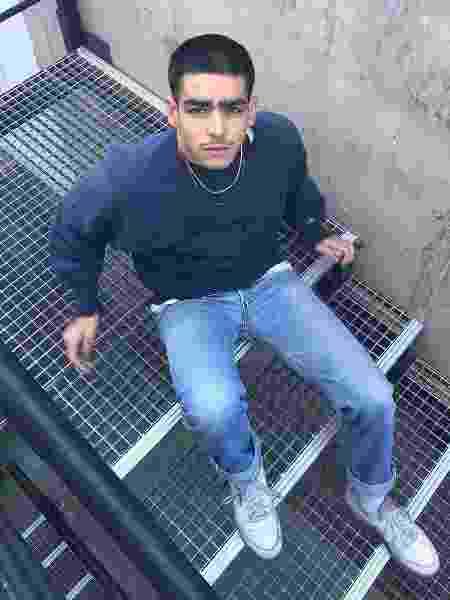 Omar Ayuso, ator de Elite, da Netflix - Reprodução/Instagram