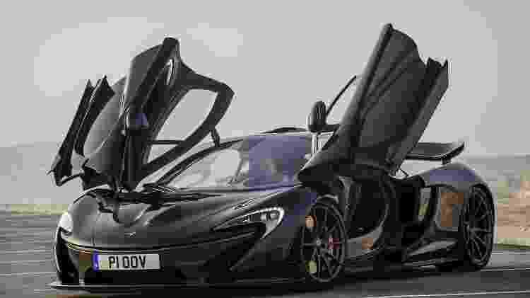 McLaren p1 - Divulgação - Divulgação