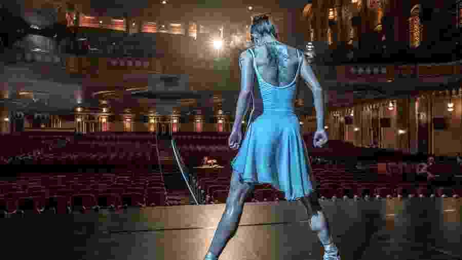 Protagonista do spin-off Ballerina foi vista em John Wick 3: Parabellum - Divulgação