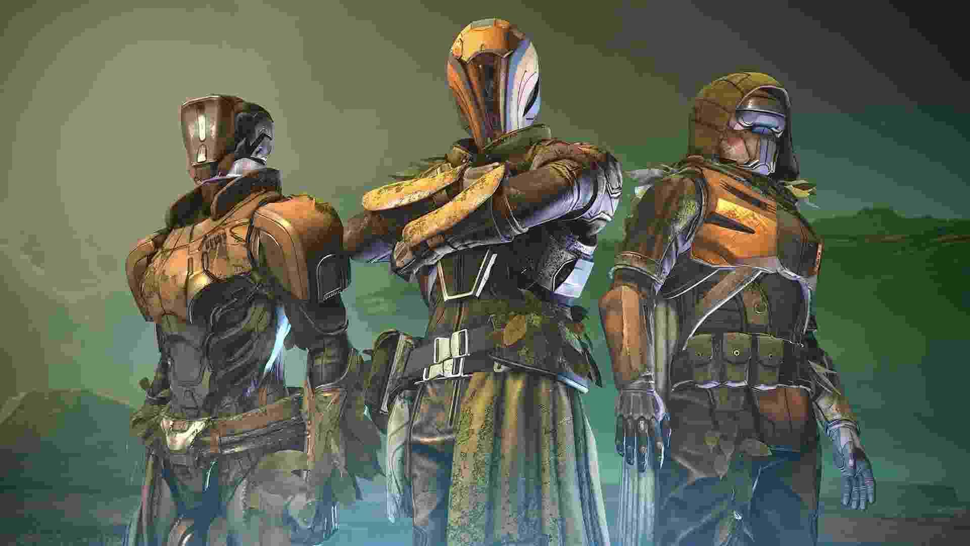 Destiny 2: Fortaleza das Sombras - Divulgação