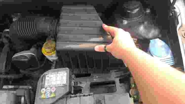 filtro de ar - Thais Roland/UOL - Thais Roland/UOL