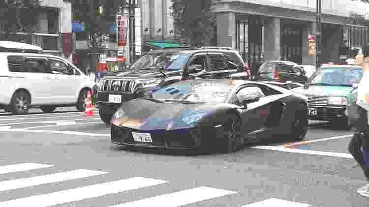 Carros de luxo - Vitor Matsubara/UOL - Vitor Matsubara/UOL