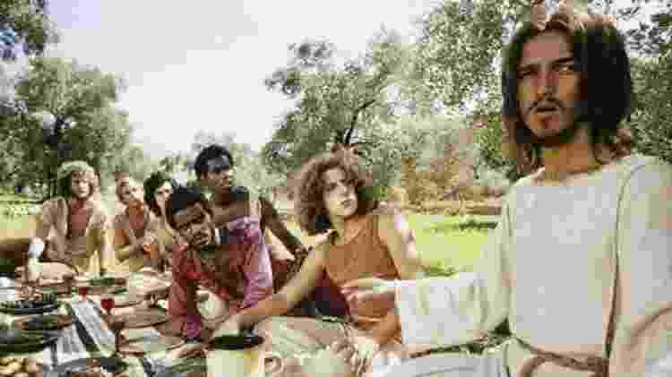 Ted Neeley em Jesus Cristo Superstar - Reproduçaõ - Reproduçaõ