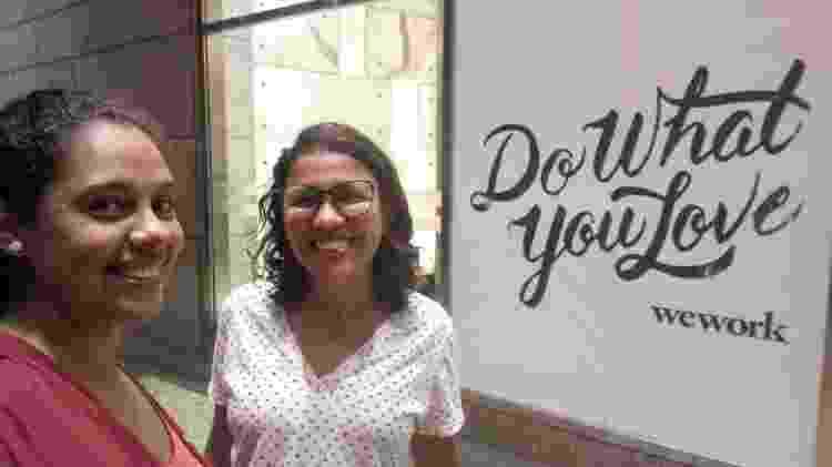 A iBench foi fundada no Rio de Janeiro pelas pesquisadoras Débora Moretti e Andreia Oliveira - Arquivo Pessoal - Arquivo Pessoal