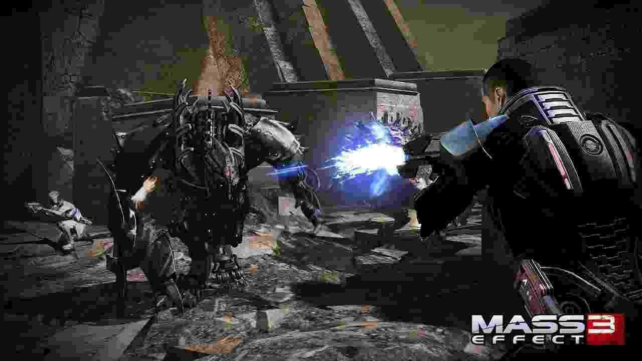 Mass Effect 3 - Divulgação