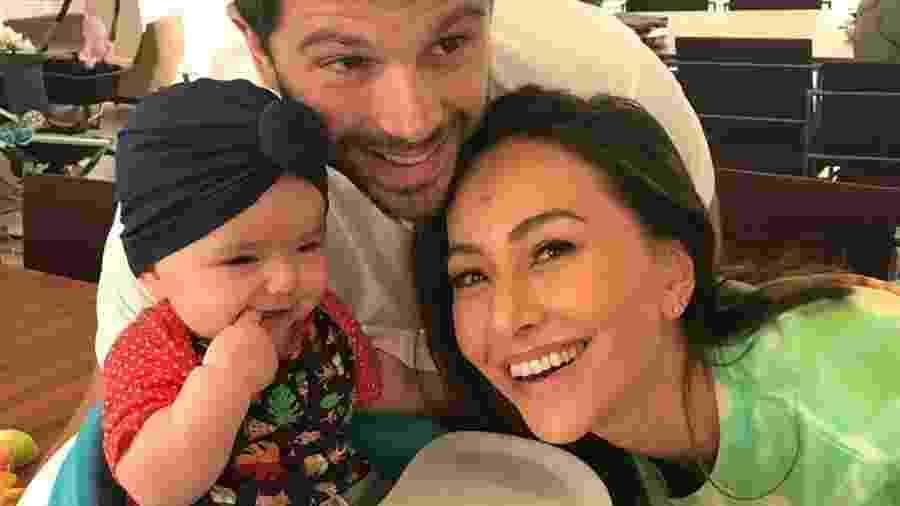 Duda Nagle, Sabrina Sato e Zoe - REPRODUÇÃO/INSTAGRAM